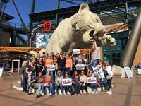 Company Tigers Outing, Summer 2017