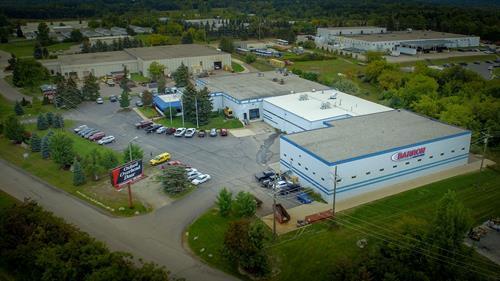 Barron Industries 65,000 foot facility