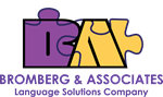 Bromberg & Associates Language Solutions Company