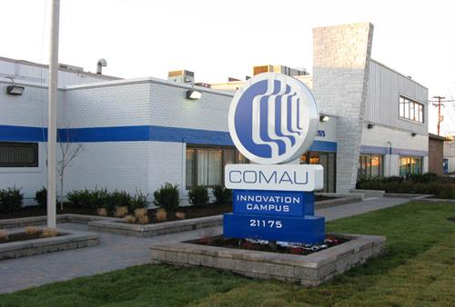 Comau Innovation Center in Southfield