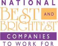 Named Best and Brightest Companies to Work For® - 7 years in a row