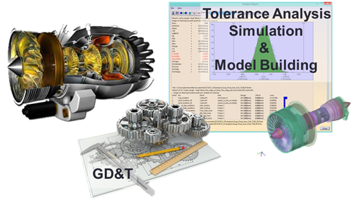 DCS offers tolerance analysis and SPC software, as well as engineering services and staffing