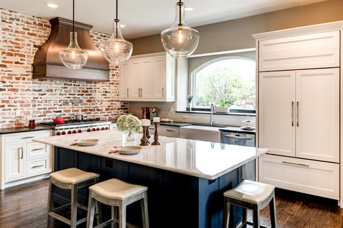 Joseph & Berry Best Kitchen Remodelers by Dallas Architects