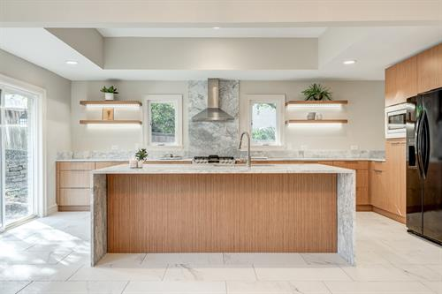 Award Winning Kitchen Remodel