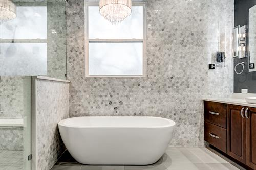 Elegant Bathroom Remodeling