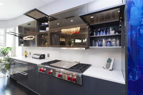 Ultra Modern Kitchen Design by Joseph & Berry