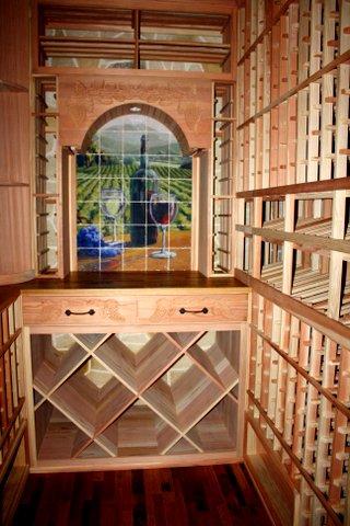 Grapevine Cellar
