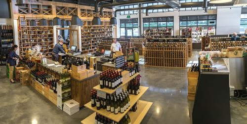 City Vineyard Wine Store