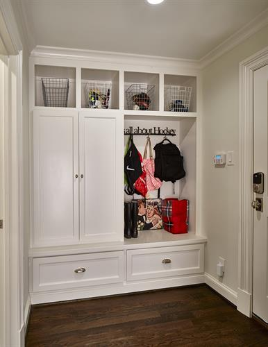 Del Norte Mudroom