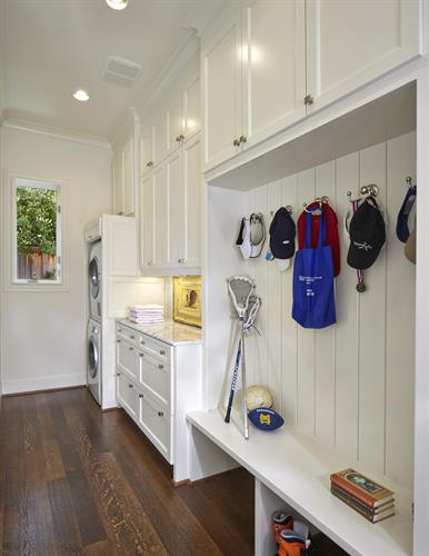 Glendora Mudroom