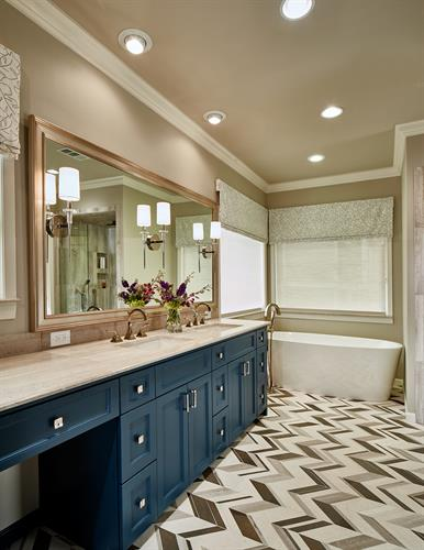 Forest Creek Master Bath 1