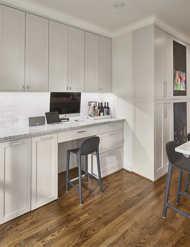 Versailles Kitchen Desk/Laundry