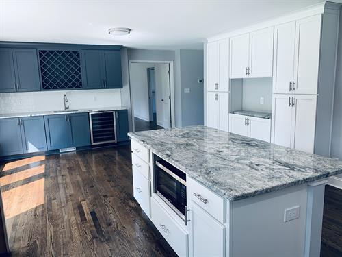Finish Kitchen Update at Knollwood