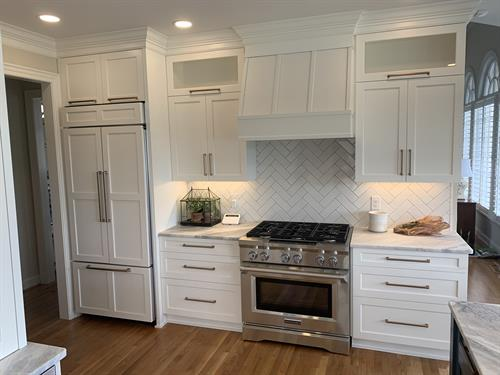 Kitchen Remodel in Landfall