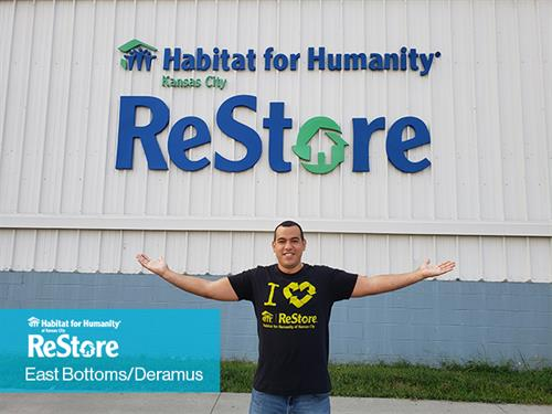Retail Store and Donation Center: 4701 Deramus Ave. KCMO 64120