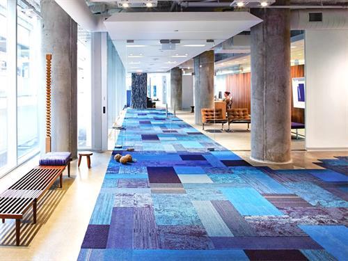 Flooring - carpet tile