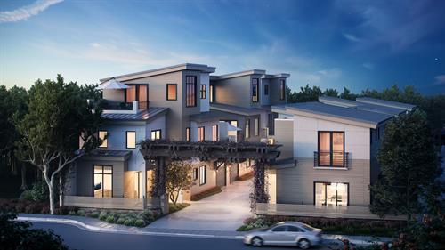 6 By Lenox • Lafayette, CA