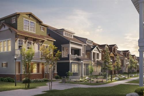 Pulte Homes - Radius Towns SFA / Villas SFD, Mountain View