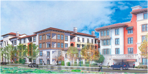 Legacy Partners/Johnstone Moyer (GC) - Renaissance II Apartments, Concord