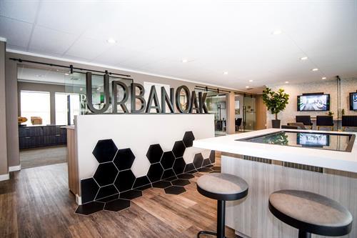 Urban Oak Sales Office