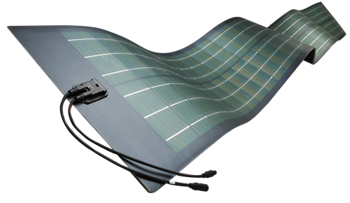 Thin Film Flexible Solar Panel