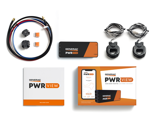 Generac's PWRview Energy Home Monitoring