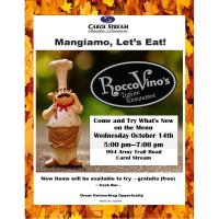 Fall Into Networking Event - Let's Get Together and Eat