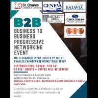 B2B Progressive Networking Event