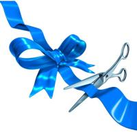 Ribbon Cutting - Grunt