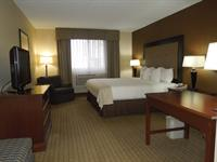 Nothing STANDARD about our Deluxe Rooms - Complete with refrigerator & 37'' TV