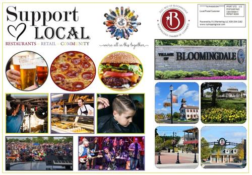 Bloomingdale Support Local