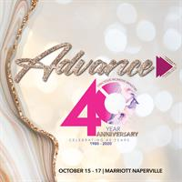 Gracious Women's Ministry 40th Year Anniversary!