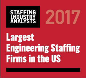 Largest Engineering Staffing Award