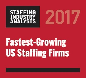 Fastest Growing Staffing Firm