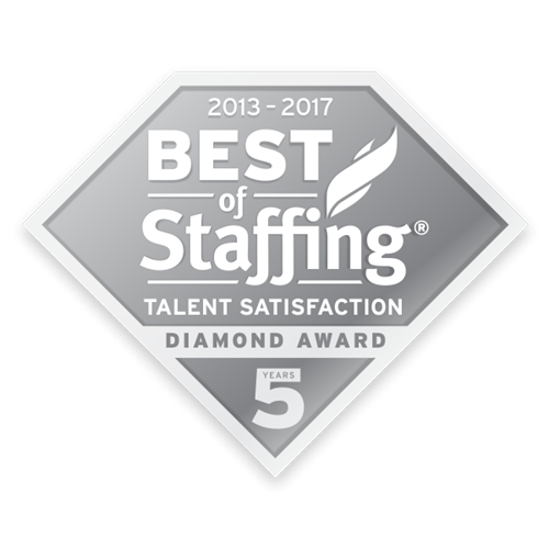 Best of Staffing Talent Satisfaction