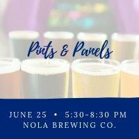 Pints & Panels @ Nola Brewing Co.
