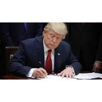 President Trump Signs COVID19 Stimulus Bill