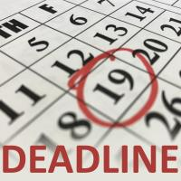 Scholarship Application Submission Period