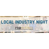 Local Industry Night