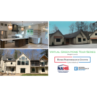 Home Performance Counts: Virtual Green Home Tour series - Earth Day Special
