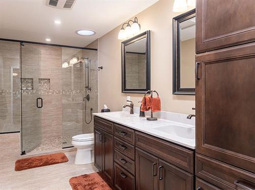 Clean Slate Guest Bathroom Remodel