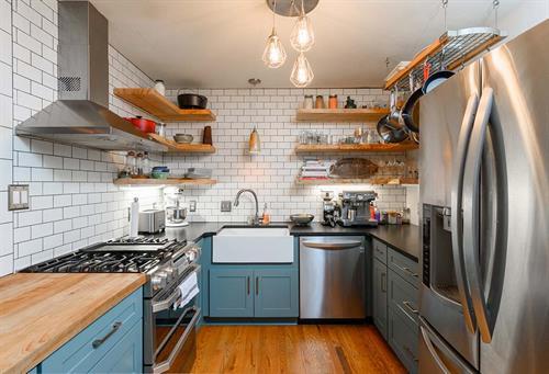 Modern Farmhouse Kitchen Remodel