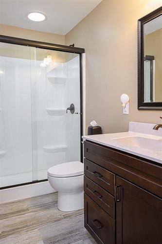 Clean Slate Bathroom 1 Remodel