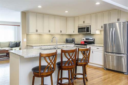 Clean Slate Kitchen Remodel