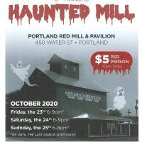 Haunted Mill 2020