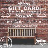 Gift Card Stimulus Extravaganza!