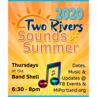 Two Rivers Sounds of Summer 2020