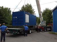 Generator convertion