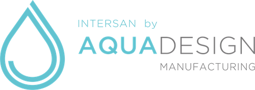 Intersan by AquaDesign Manufacturing is a premier producer of commercial and institutional restroom solutions.