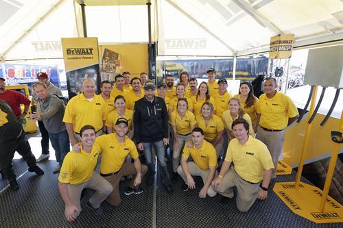 NASCAR Race - Dover, DE with Matt Kenseth